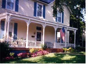 Homeowners insurance for clients in Dillwyn, Virginia; Farmville, Virginia; and other surrounding areas.